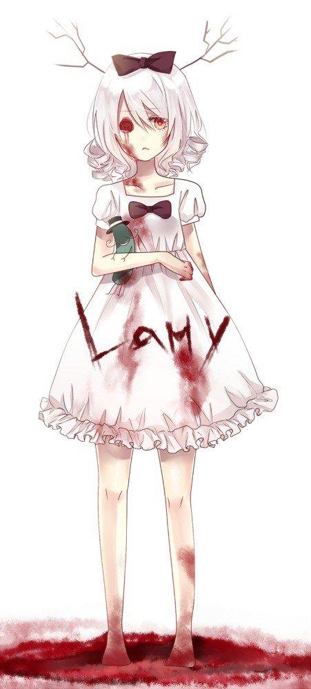 Tags: Anime, Happy Tree Friends, Lammy, Mr. Pickles