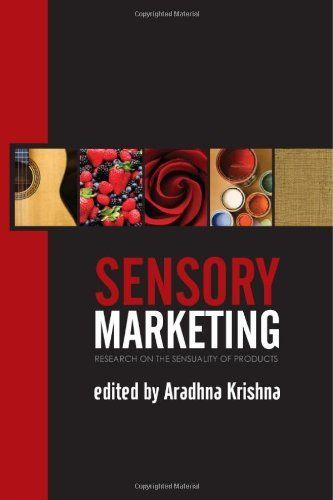 303 best jobs images on pinterest behavior manners and shops sensory marketing research on the sensuality of products by aradhna krishna 4595 edition fandeluxe Gallery