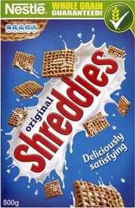 Nestle Shreddies 500g (17.6oz)