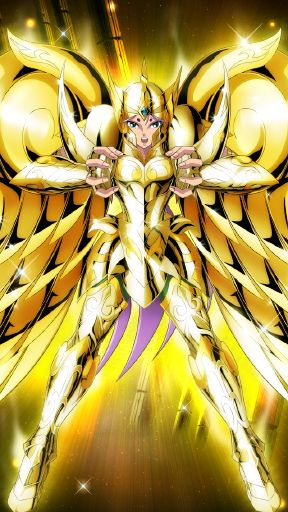 Aries Mu (God Cloth) - Saint Seiya - Zodiac Brave by FernanDohko