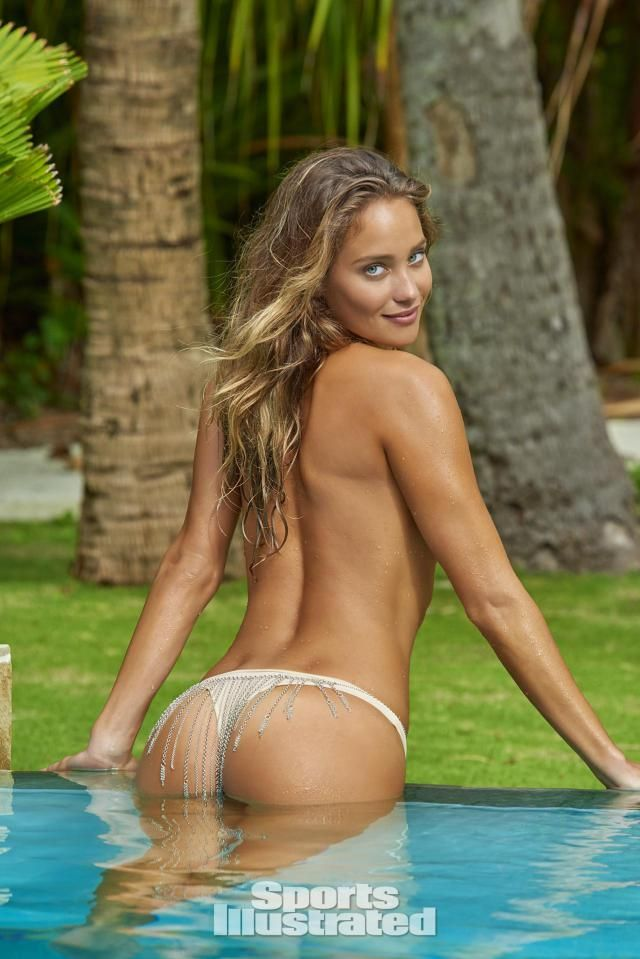 Hannah Davis, new wife of Derek Jeter, Smolders Hot in 2016 Sports Illustrated : Swimsuit Edition!
