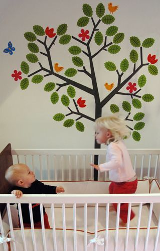 Baby Nursery Wall Stickers and Decals
