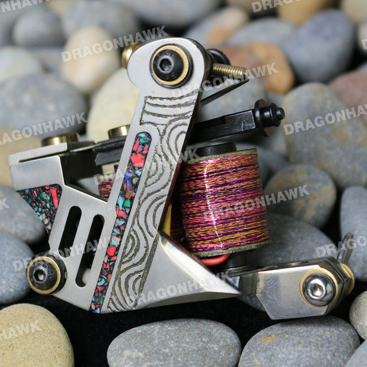 Custom Tattoo Machine: DAMASCUS & COPPER Shader 1 PCS [cum-7(0.5)] - US$200.00 : Dragonhawk tattoo supplies, tattoo kits,tattoo machines for sale global form tattoodiy.com