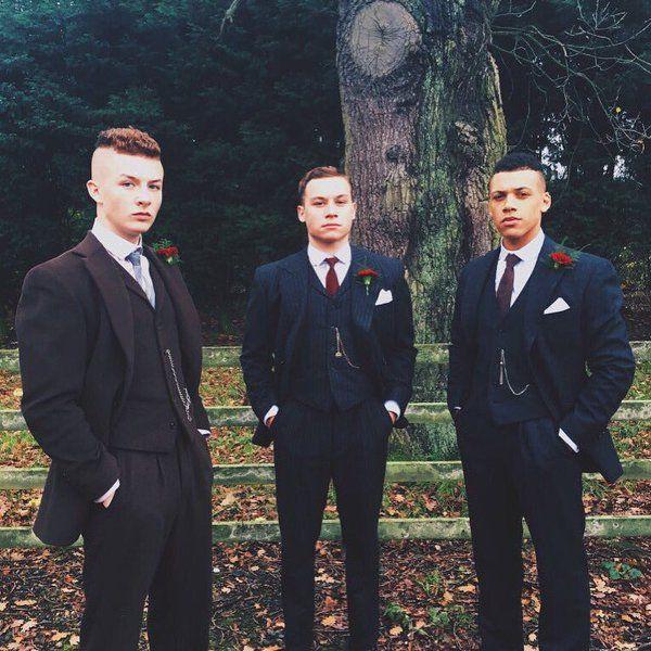 Peaky Blinders Season Three - The Junior Blinders