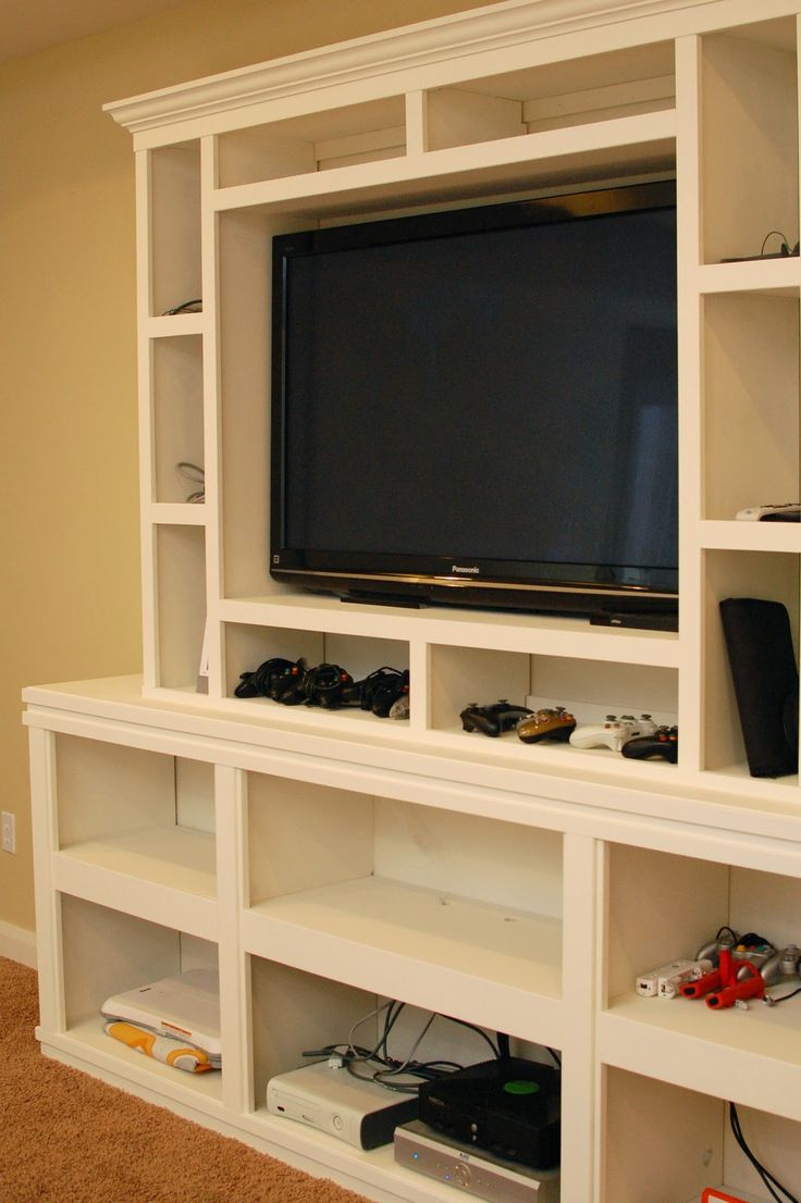 Lots of Finish Carpentry Ideas (from my husband!) - Or so she says...