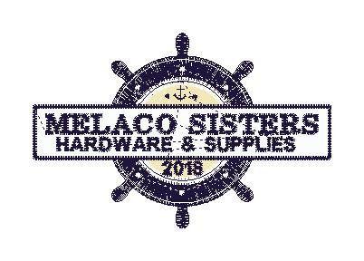 Melaco - custom logo for DT - custom embroidery design | Machine
