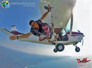 Skydiving in Puerto Vallarta.  http://www.fandctravel.com/los-angeles-cruise/