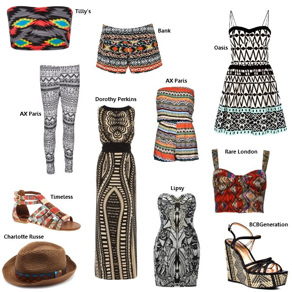 Must Try - Tribal Fashion