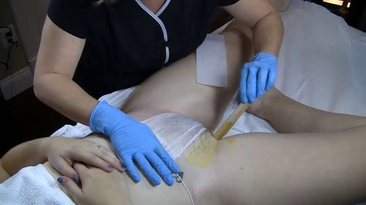 Remove unwanted hair from private parts