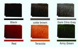 Genteng Urat batu       Genteng flat beton memanjang dengan motif batu seperti batu alam memberi kesan eksklusif dan dapat menjadi pilihan yang tepat untuk rumah minimalis. Pemakaiannya juga efektif 9-10bh/m. Hampir sama seperti genteng multuline, hanya saja dengan motif batu alam.
