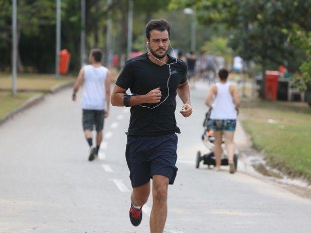 Joaquim Lopes  (Foto: Pedro Curi / TV Globo)