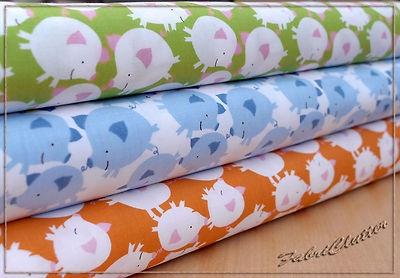 Piggy fabric £7.58 per 1/2 mtr