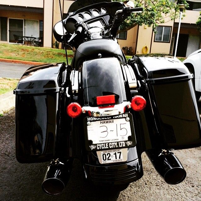 Paper plates.... Bagger the beginning. & 10 best 2015 Harley Street Glide Special images on Pinterest ...