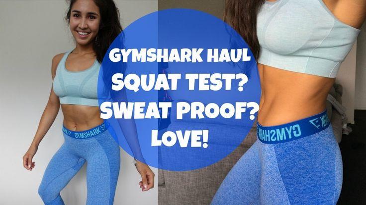 Sponsored? NEW GYMSHARK REVIEW | Flex Leggings + More