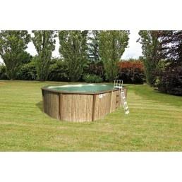 M s de 25 ideas incre bles sobre margelle piscine bois en for Piscine hors sol hauteur 1 50