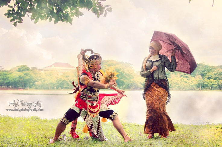 Indonesian Pre-wedding