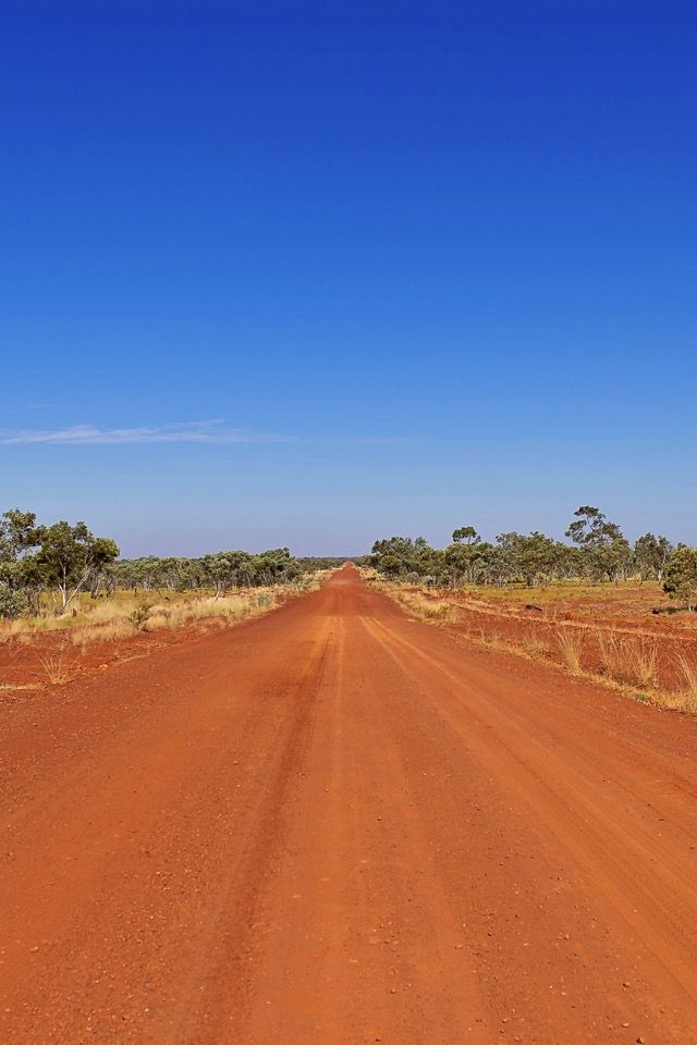 The road to Adels Grove is paved in gold (well, red dirt, but it looks pretty spectacular!) #thisisqueensland @garry_norris