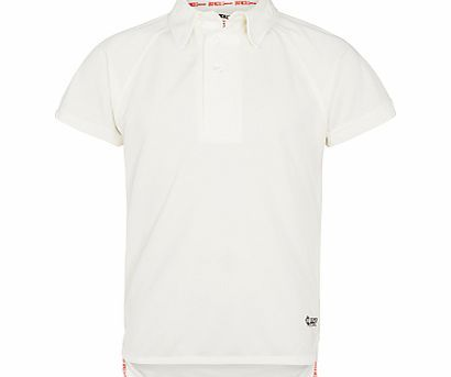 Gray-Nicolls Matrix Cricket Shirt, Ivory Step out onto the pitch in this smart and practical short sleeved cricket shirt. The ultra cool soft feel ensures rapid moisture dispersal for increased comfort. (Barcode EAN=5039044159462) http://www.comparestoreprices.co.uk/childrens-clothes/gray-nicolls-matrix-cricket-shirt-ivory.asp