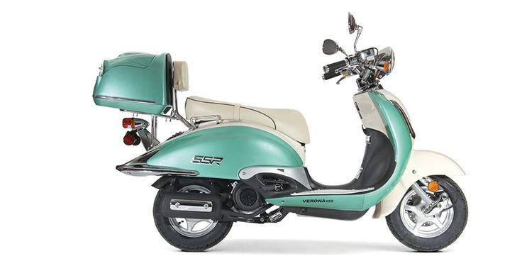 MSRP $1,799.00 ENGINE Engine Type: 149.6cc, 4 Stroke, Single Cylinder, Air Cooled Max Output: 8.31 hp @ 8000 rpm Ignition: CDI Start Mode: Electric Start / Kick Start CHASSIS Front… read more →