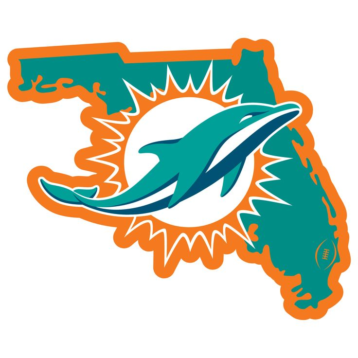 Miami dolphins home state 11 inch miami dolphins