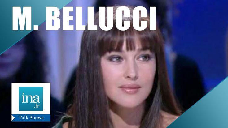 "Monica Bellucci ""Interview Vincent Cassel"" - Archive INA"