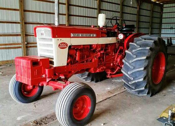 FARMALL 560 Diesel