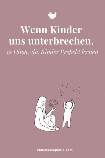 Mit Kindern UND Eltern auf Augenhöhe! 12 Tipps, wie Kinder Respekt lernen.   – Rund ums Kind