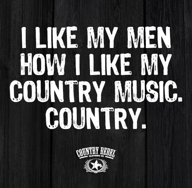 Can't help but love those country boys the best!