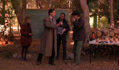 Twin Peaks : season 1