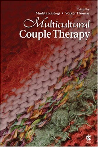 A therapist can use this book for counseling multicultural couples.