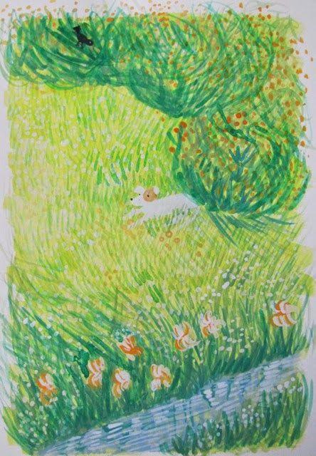 Le avventure di Vanda: scoppia la primavera