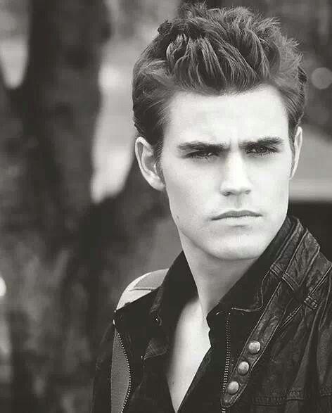 Serious vampire look