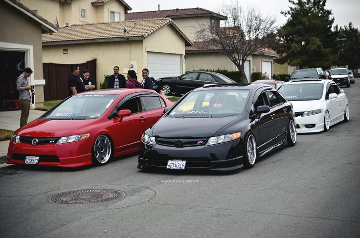 Modified Honda Civic FA5