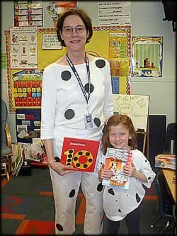 book character dress up day - Judy Moody Halloween Costume