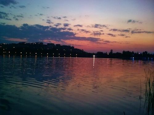 Blue Lake/Ankara/Turkey