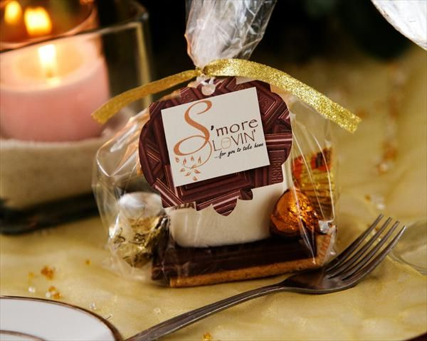 Smores giveaway wedding gifts! Gimme s'more love Click here for more ...