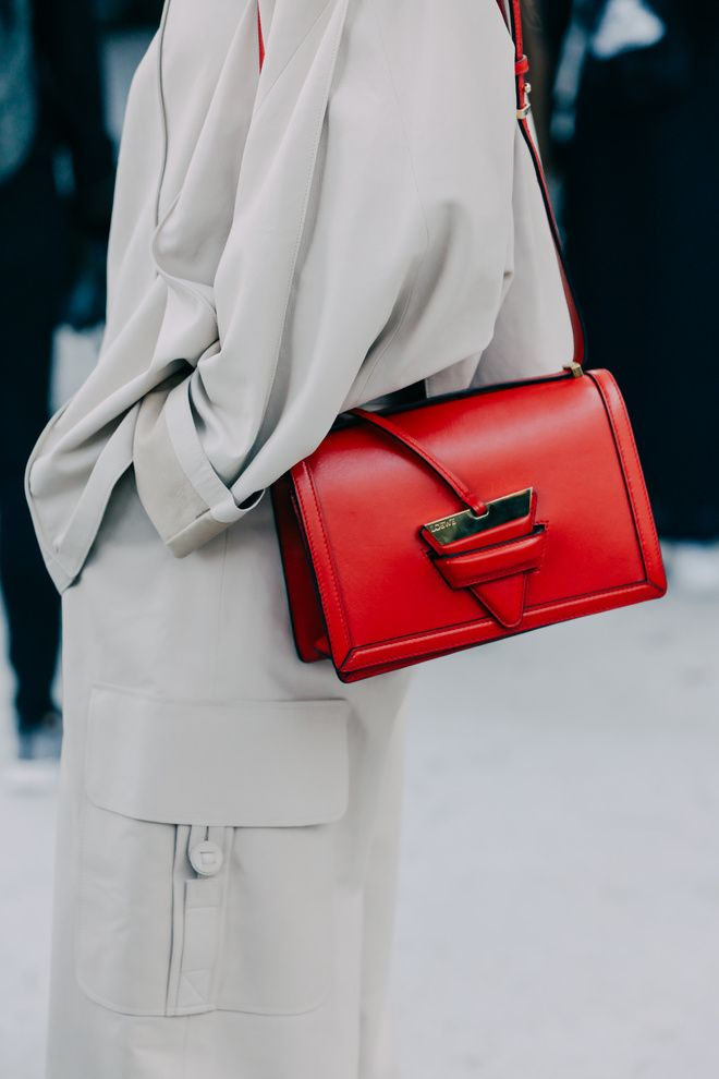 LOEWE SPOTTED @ PFW 2016