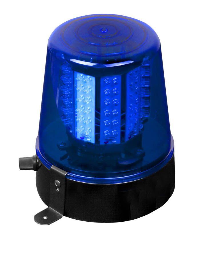 JB SYSTEMS BLUE LED POLICE LIGHT - http://www.terralec.co.uk/