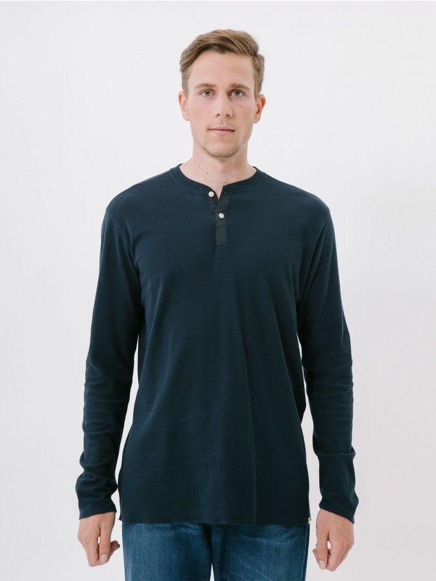 Permiso Navy T-Shirt //