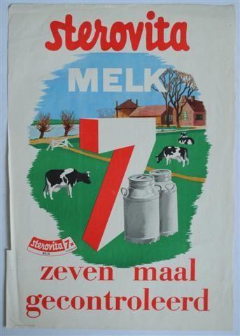 STEREOVITA MELK.#affiche #melk #reclame #advert