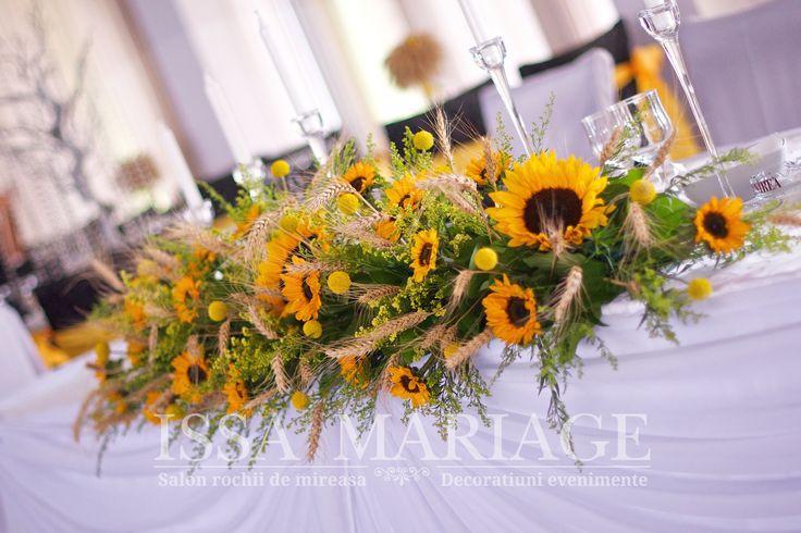 Decoratiuni florale IssaEvents