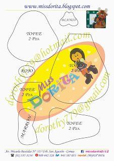 Miss Dorita reno molde 1