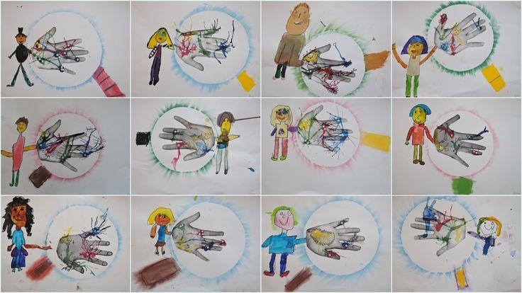 Bacily pod lupou -1. třída - inspirace z internetu