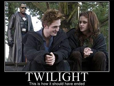 Worst Twilight Memes: Blade