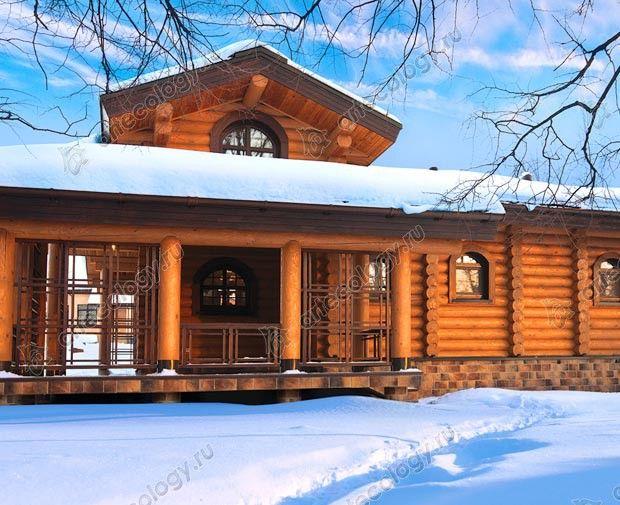 Снежная сказка - Snow fairytale