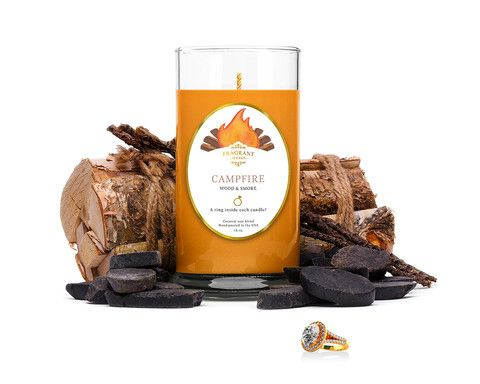 Campfire - Jewel Candle