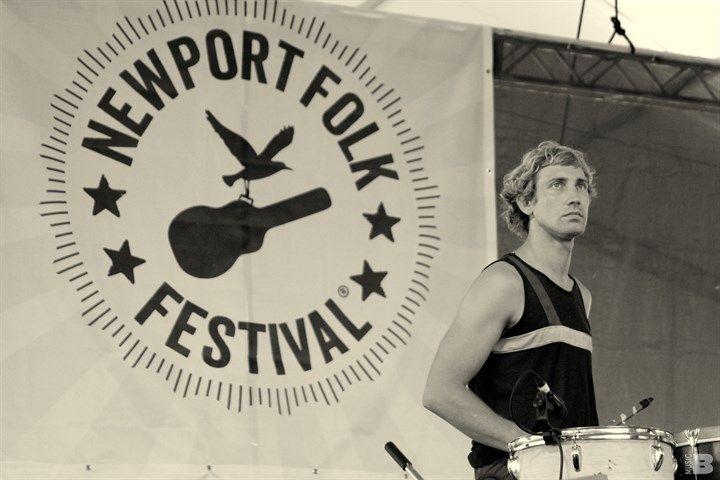 Spirit Family Reunion @ Newport Folk Festival 2013, Fort Adams State Park, RI
