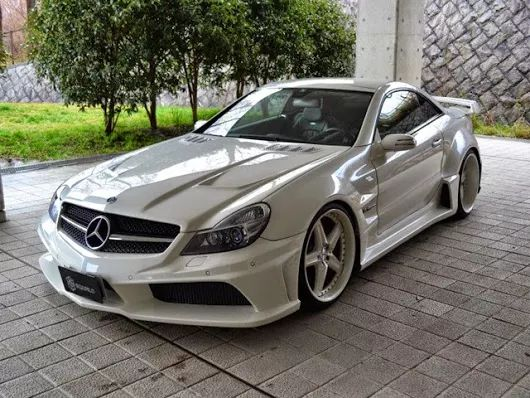 25 best ideas about mercedes sl55 amg on pinterest for Mercedes benz sl55 amg