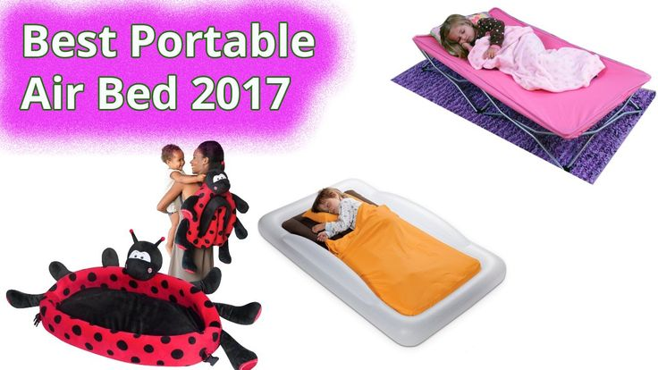 Best Portable Air Bed 2017   Best Inflatable Bed https://youtu.be/e3oTOZN-uZM
