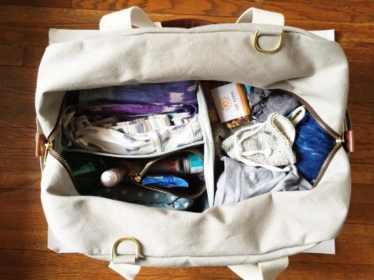 What To Pack in Your Hospital Bag For Mom & Baby   Oh Lovely Day